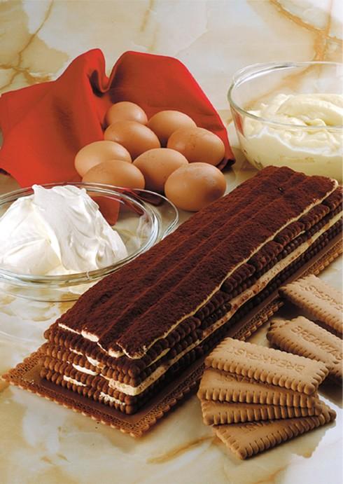 Tiramis con biscottini adriagel italia srl jesolo for Tiramisu particolari